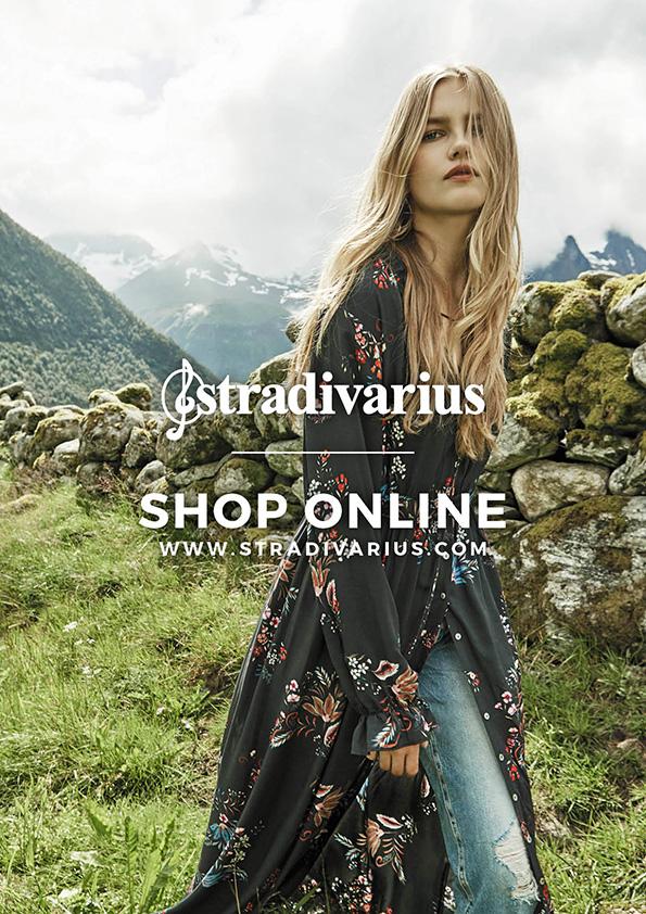 stradivarius online shopping